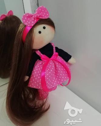 عروسک روسی با پاپیون صورتی  در گروه خرید و فروش ورزش فرهنگ فراغت در گیلان در شیپور-عکس5