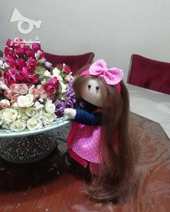 عروسک روسی با پاپیون صورتی  در گروه خرید و فروش ورزش فرهنگ فراغت در گیلان در شیپور-عکس6