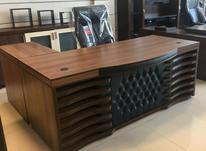 میز مدیریت مدل سلن در شیپور-عکس کوچک