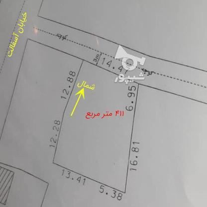 فروش زمین مسکونی 411 متر در آستانه اشرفیه در گروه خرید و فروش املاک در گیلان در شیپور-عکس5