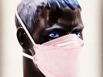 ماسک فست لاکچری فیش سه بعدی بسته50عددی در شیپور