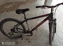 دوچرخه نیمه حرفه ای بسیار تمیز بدنه سبک  در شیپور-عکس کوچک
