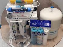 دستگاه تصفیه آب 7 فیلتره برند CCK اصل باتمامی لوازم نصب در شیپور