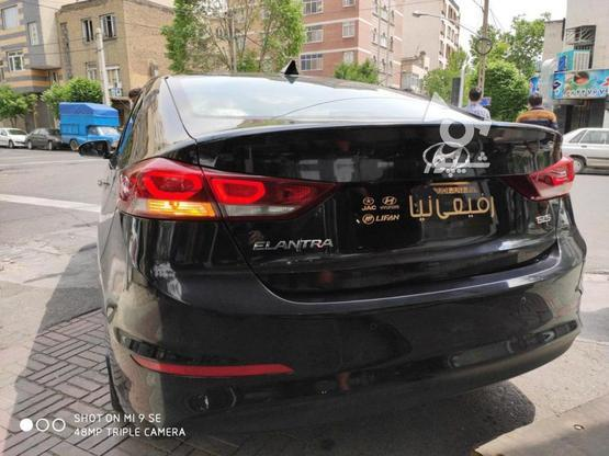 هیوندای النترا 2018  مشکی در گروه خرید و فروش وسایل نقلیه در تهران در شیپور-عکس2