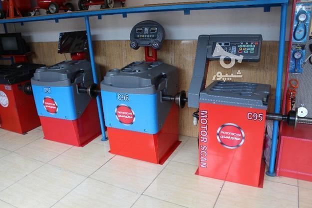 بالانس چرخ لاستیک درار و تجهیزات اتوسرویس در گروه خرید و فروش خدمات و کسب و کار در تهران در شیپور-عکس3