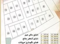 فروش زمین شهرکی 276 متری بقیمت در نوشهر - نخ شمال در شیپور-عکس کوچک