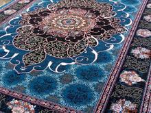 فرش طرح 700شانه کد باغ ملک ابی در شیپور