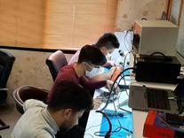 آموزش تعمیرات برق و کامپیوتر خودرو ecu airbag ایربگ در شیپور