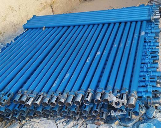 جک سقفی 3/5 متری سر ناودانی  در گروه خرید و فروش صنعتی، اداری و تجاری در اصفهان در شیپور-عکس1