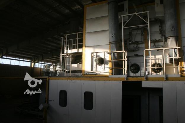 خط کامل رنگ با ربات مخصوص رنگ مایع در گروه خرید و فروش صنعتی، اداری و تجاری در مرکزی در شیپور-عکس3