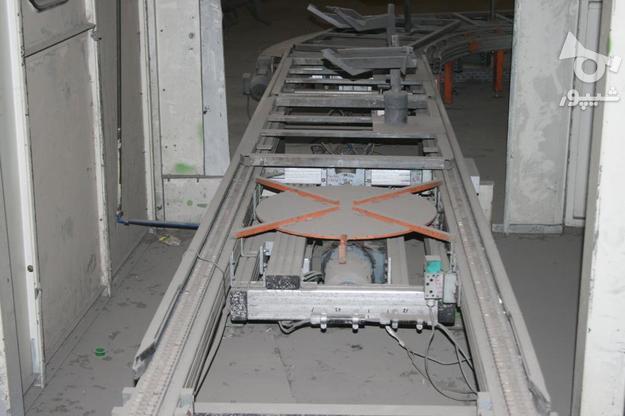 خط کامل رنگ با ربات مخصوص رنگ مایع در گروه خرید و فروش صنعتی، اداری و تجاری در مرکزی در شیپور-عکس8