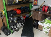 نیمکت ( میز ) تخت بدنسازی _  نیمکت ساده/ Flat Bench در شیپور-عکس کوچک
