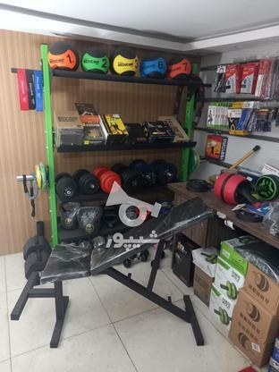 دستگاه بدنسازی . نیمکت مدرج چند حالته / Multi Position Bench در گروه خرید و فروش ورزش فرهنگ فراغت در اصفهان در شیپور-عکس2