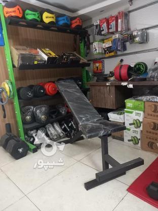 دستگاه بدنسازی . نیمکت مدرج چند حالته / Multi Position Bench در گروه خرید و فروش ورزش فرهنگ فراغت در اصفهان در شیپور-عکس1