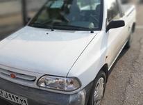 پراید وانت (151) 1399 سفید در شیپور-عکس کوچک