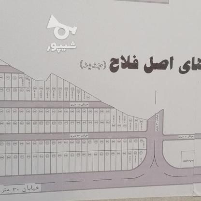 فروش زمین  200 متر نظرآباد شهرک اصل فلاح جدید در گروه خرید و فروش املاک در البرز در شیپور-عکس1