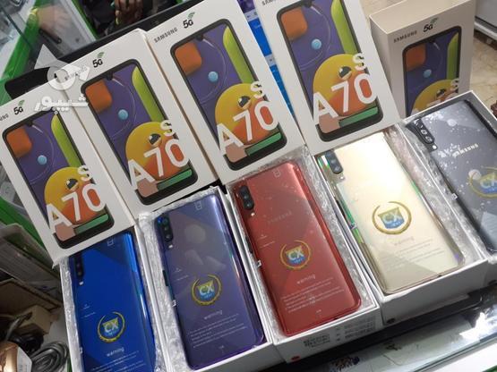 A70s سامسونگ طرح اصلی در گروه خرید و فروش موبایل، تبلت و لوازم در تهران در شیپور-عکس2