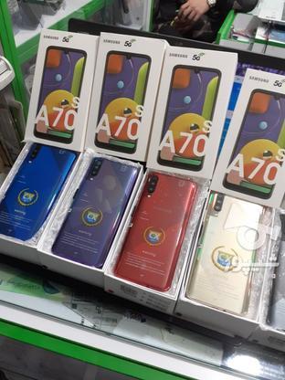 A70s سامسونگ طرح اصلی در گروه خرید و فروش موبایل، تبلت و لوازم در تهران در شیپور-عکس1
