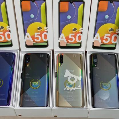 گوشی تلفن همراه  سامسونگ A 50 S در گروه خرید و فروش موبایل، تبلت و لوازم در تهران در شیپور-عکس2