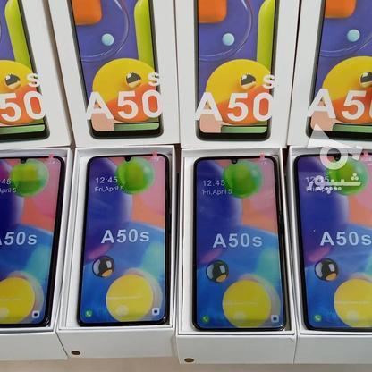 گوشی تلفن همراه  سامسونگ A 50 S در گروه خرید و فروش موبایل، تبلت و لوازم در تهران در شیپور-عکس1