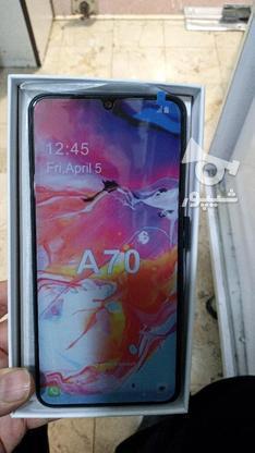 گوشی سامسونگ A70 در گروه خرید و فروش موبایل، تبلت و لوازم در تهران در شیپور-عکس2