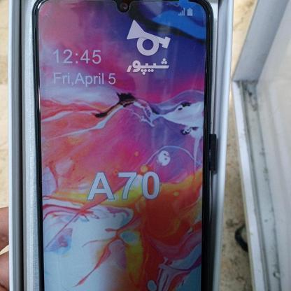 گوشی سامسونگ A70 در گروه خرید و فروش موبایل، تبلت و لوازم در تهران در شیپور-عکس3