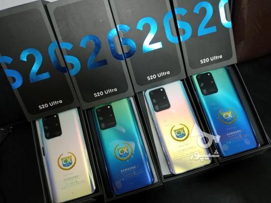 گوشی سامسونگ S20 ultra در گروه خرید و فروش موبایل، تبلت و لوازم در تهران در شیپور-عکس1