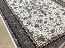فرش طرح افشان کرم در شیپور