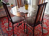 میز ناهارخوری چهار نفره سالم در شیپور-عکس کوچک