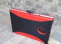 تخت چمدانی تتو . ماساژ . مژه  در شیپور-عکس کوچک