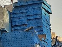 قالب فلزی بتن فولاد مبارکه در شیپور