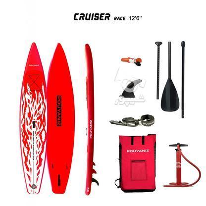 فروش پدلبرد POUYANIZ مدل CRUISER 12 6 و آموزش پدلبورد در گروه خرید و فروش ورزش فرهنگ فراغت در مازندران در شیپور-عکس1