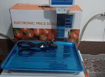 فروش ترازوی رومیزی دیجیتال علمکدار50کیلویی.15ماه ضمانت در شیپور-عکس کوچک