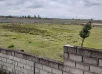 زمین مسکونی 1100 متر دارای سند در آمل در شیپور-عکس کوچک