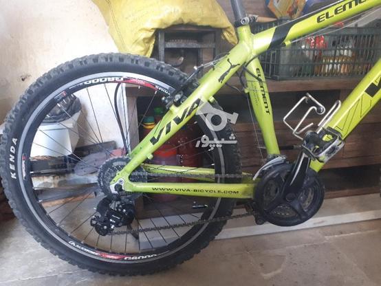 دوچرخه ویوا المنت همه چی اصل در گروه خرید و فروش ورزش فرهنگ فراغت در لرستان در شیپور-عکس1