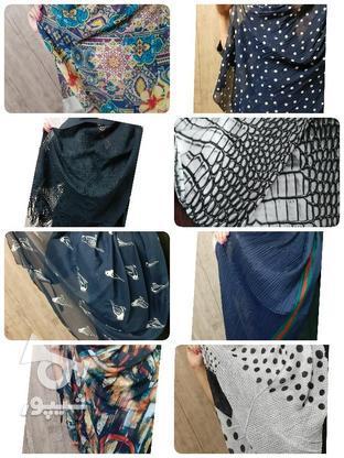 تعدادی شال نخی و زمستونی  در گروه خرید و فروش لوازم شخصی در البرز در شیپور-عکس2