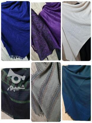 تعدادی شال نخی و زمستونی  در گروه خرید و فروش لوازم شخصی در البرز در شیپور-عکس1