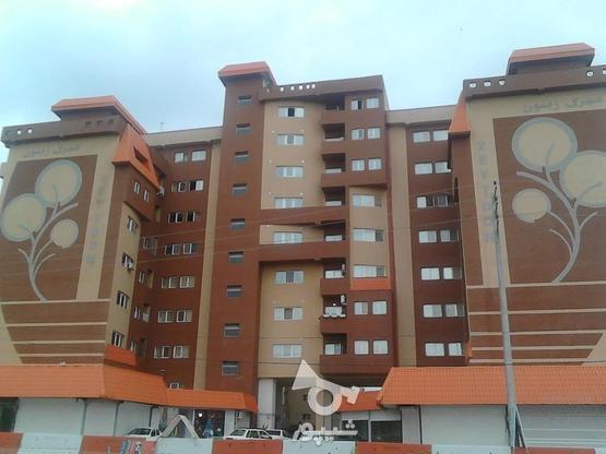 فروش آپارتمان در شهرک زیتون ساری  در گروه خرید و فروش املاک در مازندران در شیپور-عکس1