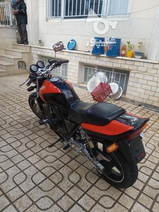 سی بی 400 مدل 98 بسیار تمیز در گروه خرید و فروش وسایل نقلیه در تهران در شیپور-عکس3
