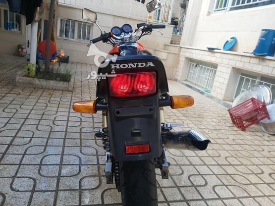 سی بی 400 مدل 98 بسیار تمیز در گروه خرید و فروش وسایل نقلیه در تهران در شیپور-عکس7