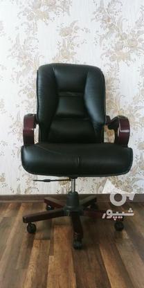 صندلی گردن مدیریتی در گروه خرید و فروش صنعتی، اداری و تجاری در آذربایجان شرقی در شیپور-عکس1
