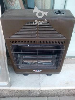 بخاری بدون دود کش مشعل دار ابسال اصل  در گروه خرید و فروش لوازم خانگی در آذربایجان غربی در شیپور-عکس1