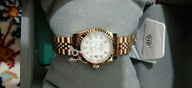 ساعت رولکس زنانه در گروه خرید و فروش لوازم شخصی در تهران در شیپور-عکس1