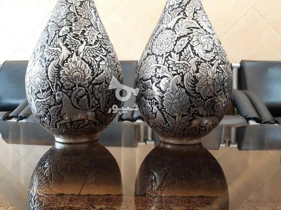 مجموعه قلمزنی مسی قلم زنی 5تیکه یجا تکی ندارم در گروه خرید و فروش لوازم خانگی در اصفهان در شیپور-عکس8