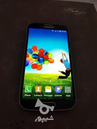 گوشی سامسونگ s4 سری اول کاملا نو و سالم  در گروه خرید و فروش موبایل، تبلت و لوازم در مازندران در شیپور-عکس1