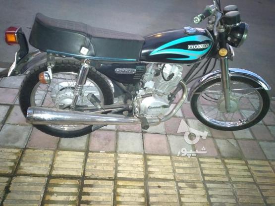 هوندا125 5دنده در گروه خرید و فروش وسایل نقلیه در گیلان در شیپور-عکس1