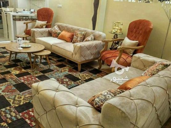 مبل ارشام استیل راحتی  در گروه خرید و فروش خدمات و کسب و کار در البرز در شیپور-عکس2