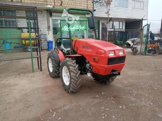 تراکتور باغی (گلدانی) در گروه خرید و فروش وسایل نقلیه در قزوین در شیپور-عکس3