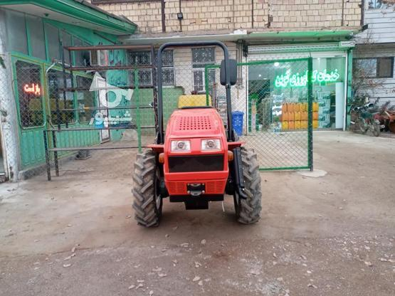 تراکتور باغی (گلدانی) در گروه خرید و فروش وسایل نقلیه در قزوین در شیپور-عکس2