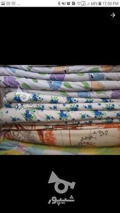 4عدد لحاف و یک تشک دومتری بارویه نخی والیاف طبیعی در گروه خرید و فروش لوازم خانگی در گیلان در شیپور-عکس1